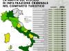 """Mafie """"infiltrate"""" nel turismo, primato della 'ndrangheta: gli affari di boss e picciotti in Calabria"""