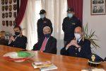 Polizia Crotone, cambio della guardia alla guida della squadra mobile