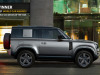 "Land Rover Defender eletta ""World Car design of the Year"""