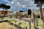 Roma, al via i lavori che apriranno l'Area Sacra di Largo Argentina. Ecco come sarà