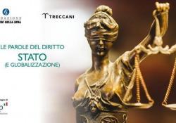 Le parole del diritto: Stato (e globalizzazione) Un ciclo di incontri realizzato dalla Fondazione Corriere della Sera in collaborazione con Treccani e con il sostegno di Fondazione CdP - CorriereTV