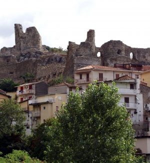 Il castello Normanno Svevo di Lamezia