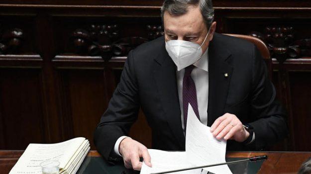 Piano nazionale di ripresa e resilienza, ricovery fund, Mario Draghi, Sicilia, Politica