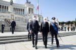 """25 Aprile, il presidente Mattarella: """"Oggi più che mai necessario restare uniti"""""""