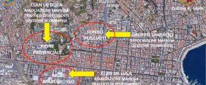 "Operazione ""Provinciale"", 31 arresti a Messina. I nomi: in carcere, ai domiciliari, indagati"