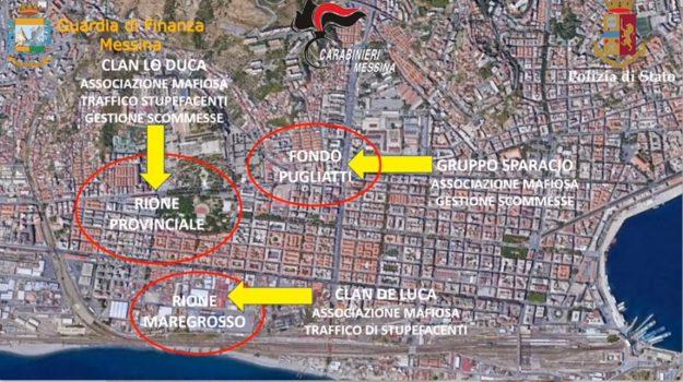 """Messina, operazione """"Provinciale"""": Lo Duca preferiva le """"imbasciate"""". LE FOTO DEGLI ARRESTATI"""
