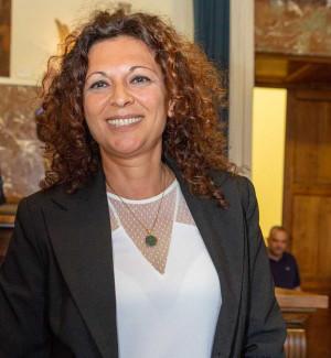 Cristina Cannistrà, consigliere comunale del M5S di Messina
