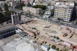 Cantieri in Fiera a Messina, stop ai lavori tra contenziosi e ordigni ritrovati