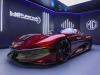 MG presenta al Salone di Shanghai il concept sportivo Cyberster