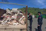 Mongrassano, 300 metri cubi di materiale di risulta smaltito illegalmente: denunciati in tre