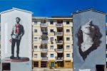 I murales della discordia, si infittisce il giallo a Reggio