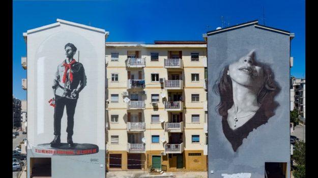 murales, Reggio, Cronaca