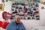 """La """"nonna d'Italia"""" compie 112 anni, Piazza Armerina in festa per Marietta"""