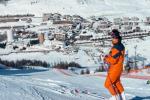 Norvegia, fa 40 km sugli sci per sfuggire alla quarantena