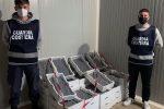 Corigliano Rossano, sequestrati oltre tre milioni di novellame. Sanzioni per 25mila euro
