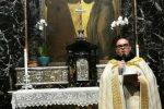 Il correttore provinciale dell'Ordine dei Minimi, Padre Francesco Maria Trebisonda