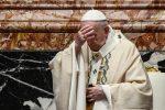 """Papa Francesco: """"Basta scontri in Terrasanta. Trovare via dialogo e pace"""""""