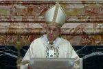 Papa Francesco celebra la Messa di Pasqua 2021: la diretta