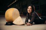 Parmigiano Reggiano, la ginnasta Giorgia Villa diventa ambassador
