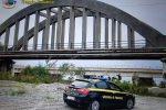 """Melito P.Salvo, sequestrato il ponte Pilati: viadotto """"Tuccio"""" a rischio crollo-VIDEO"""
