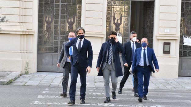 Consiglio Metropolitano di Reggio Calabria, mozione, recovery fund, Reggio, Politica