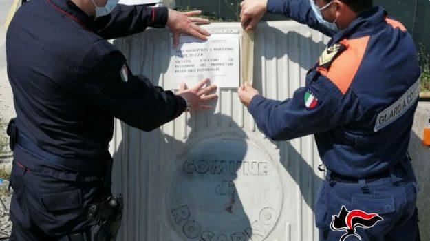 rosarno, sequestro demanio marittimo, Reggio, Cronaca