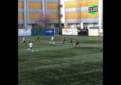 Serie C femminile, segna con un pallonetto nel sette Il gol di Valentina Abler, calciatrice del Brixen, squadra del campionato di serie C femminile - Dalla Rete