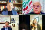 """I sindacati al sottosegretario Nesci: """"Si apra focus su crisi sanitaria e socio-economica della Calabria"""""""