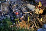 Crolla un fabbricato nel centro storico di Sorianello