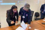 Vaccinazioni anti-covid nei luoghi di lavoro, firmato protocollo Regione Calabria-sindacati
