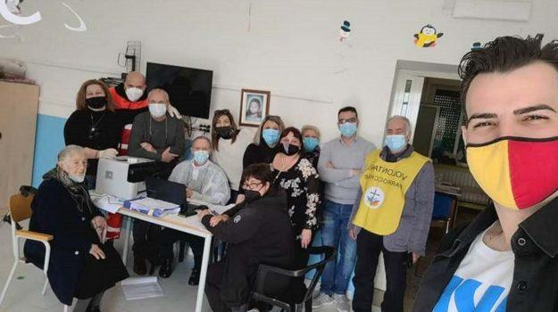 soveria simeri, vaccini anti covid, Catanzaro, Cronaca