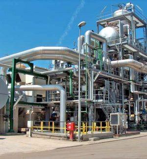 La centrale a biomasse di Strongoli