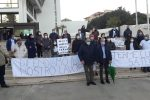 Terme Luigiane, maestranze in protesta a Reggio: si cerca un punto d'incontro