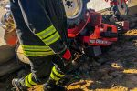 Si ribalta un trattore nel Cosentino, muore noto commerciante di 49 anni