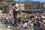 Cosenza, rifiuti illeciti a Verbicaro e San Nicola Arcella: scattano denunce e sequestri