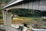 Il Cas dimezza la carreggiata sui viadotti dell'A20