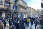 """Vibo, la protesta dei commercianti e dei ristoratori: """"Pronti a riaprire"""""""