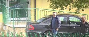 I fratelli Giuseppe e Antonio D'Amico ripresi dagli investigatori del Ros all'interno della loro azienda
