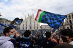 Scudetto Inter: sabato il nuovo inno ufficiale di Max Pezzali, festa consentita con 3000 tifosi