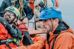 """Giuseppe Bertuccio, messinese giramondo: """"Sono sulla Ocean Viking: salvano migranti e la vita ha valore"""""""