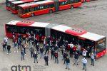 Messina, 26 nuove assunzioni di giovani autisti all'Atm