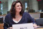 La commissaria europea per l'uguaglianza, Helena Dalli