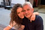 Valentina e Roberto Baggio