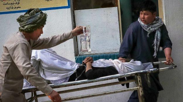 11 morti, afghanistan, bomba autobus, Sicilia, Mondo