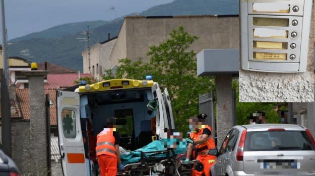 omicidio Castrovillari, Cosenza, Cronaca