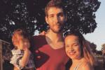 Amit Biran, la moglie Tal Peleg e il figlio Tom