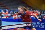 Tennistavolo, la giovanissima vibonese Miriam Carnovale promossa in A1 con il Torino