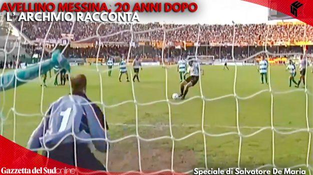 Avellino-Messina vent'anni dopo, una delusione che non si cancella