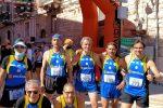 Trasferta di maratoneti in terra pugliese: un successo per l'asd Corri Castrovillari