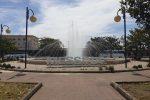 Messina: individuato e sanzionato il responsabile degli atti vandalici alla fontana della stazione